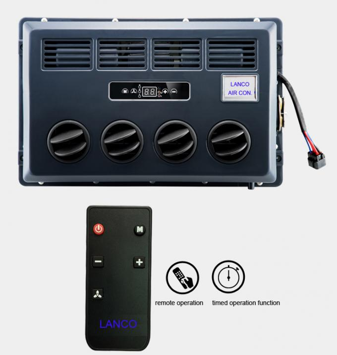 Electric Inverter DC 12V Truck Air Conditioner With Low Consumption,CEV-6000SB