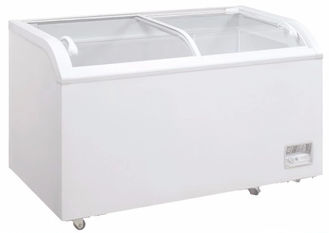 China 728L Commercial Chest Freezer With Mechanical Temperature Control supplier