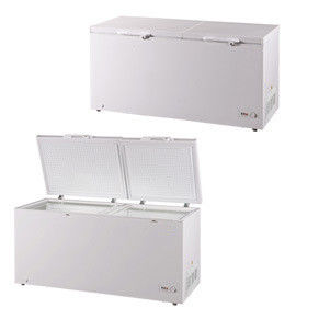 Low Noise Commercial Grade Chest Freezer 728L Capacity With High Efficiency Compressor