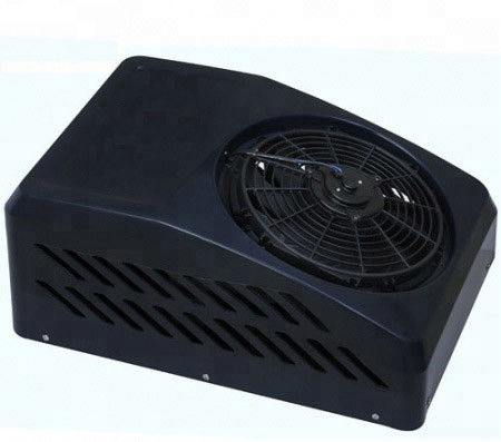 DC 12V Battery Powered Truck Air Conditioner With Large Cooling Air Volume,6000S