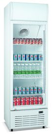300L Upright Drinks Display Fridge , Single Door Display Fridges & Freezers