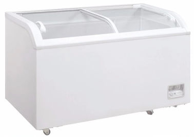 728L Commercial Chest Freezer With Mechanical Temperature Control