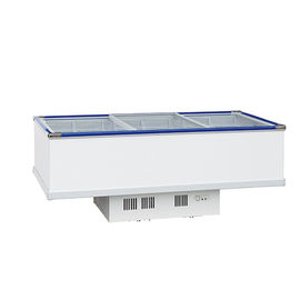 China 835L Commercial Chest Freezer Low Energy Consumption For Meat / Seafood factory