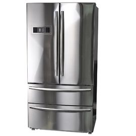China Three Temperature French Fridge Freezer Highly Moisture Retention Technology distributor